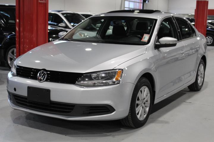 Volkswagen Jetta 2013 COMFORTLINE 4D Sedan 2.0  #0000000760