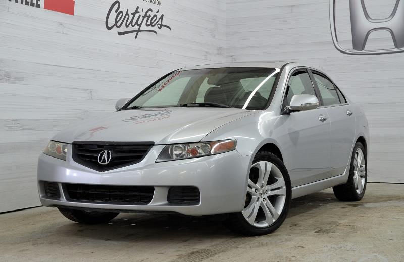 Acura TSX 2004 4 portes berline SPORT #171430A