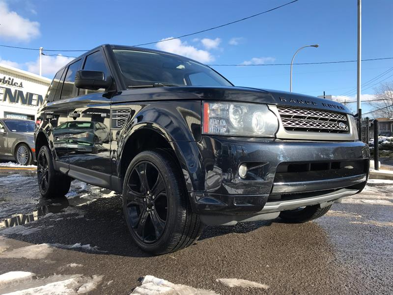 Land Rover Range Rover Sport 2011 4WD 4dr Supercharged #724A