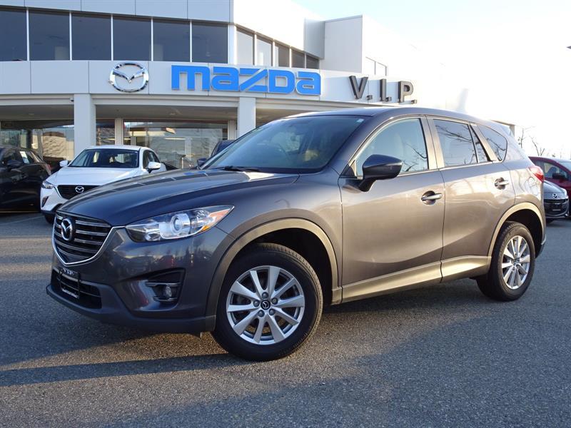 2016 Mazda CX-5 AWD, LEATHER, SUNROOF #B8251