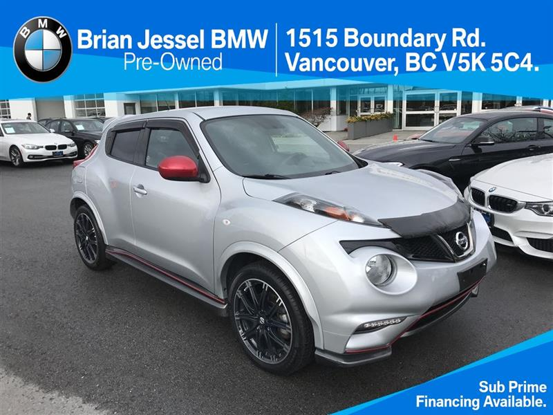 2013 Nissan JUKE Nismo AWD CVT only $149 bi weekly #BP6020