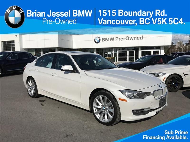 2014 BMW 3-Series 328d xDrive Sedan Modern Line Only $169 bi weekly #BP6105