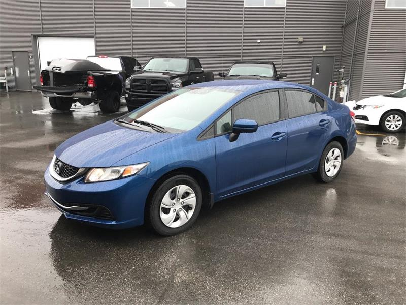 Honda Civic Sedan 2014 CVT LX