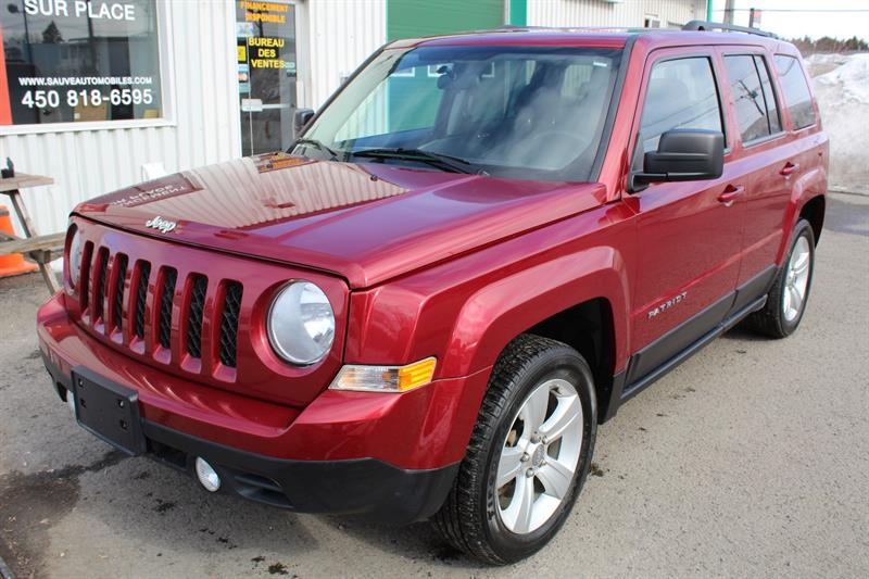 Jeep Patriot 2014 FWD 4dr North #PV6566