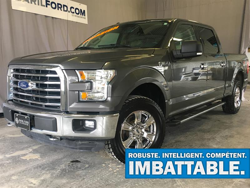 Ford F-150 2016 4WD SuperCrew #c6609