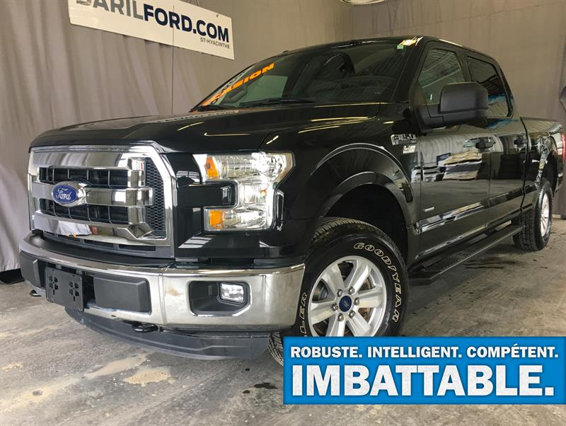 Ford F-150 2015 4WD SuperCrew 157 #c6612