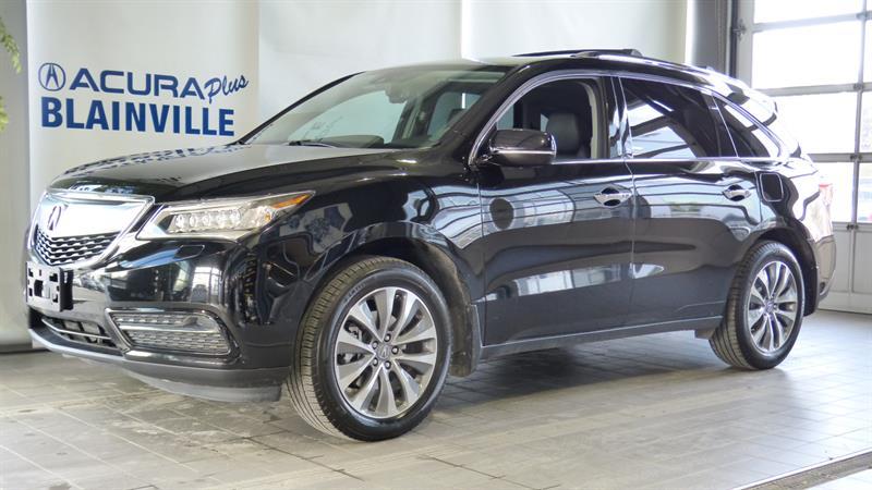 Acura MDX 2014 TECHNOLOGIE ** SH-AWD ** Achat à partir de 3.3% ** #P5423