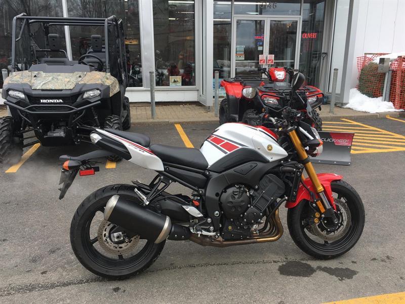 Yamaha FZ 8-N 2012