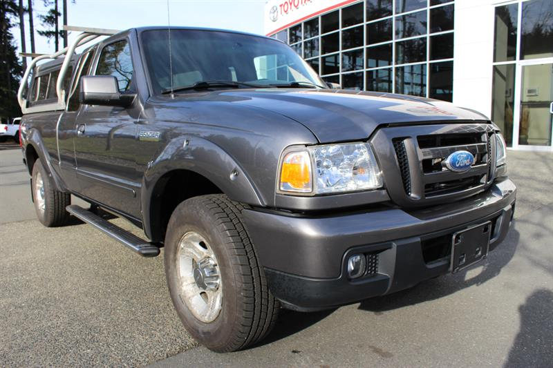 2007 Ford Ranger 2WD SuperCab 126 #11666C