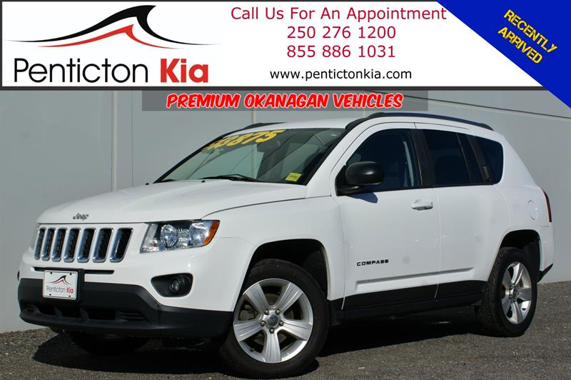 2013 Jeep Compass North - Bluetooth, Cruise Control, Air Con #18SP19A