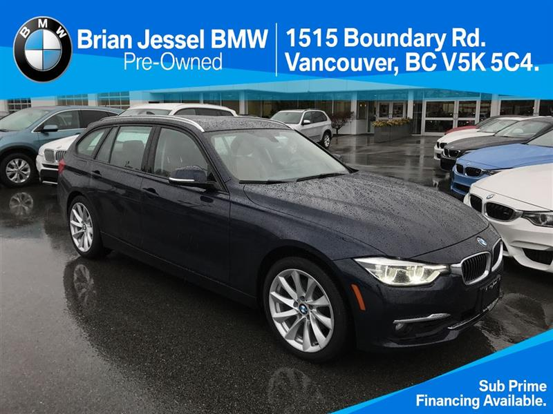 2017 BMW 3-Series 328d xDrive Touring #BP5972