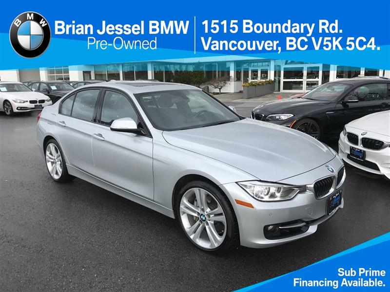 2013 BMW 3-Series 335i xDrive Sedan Sport Line #BP6004