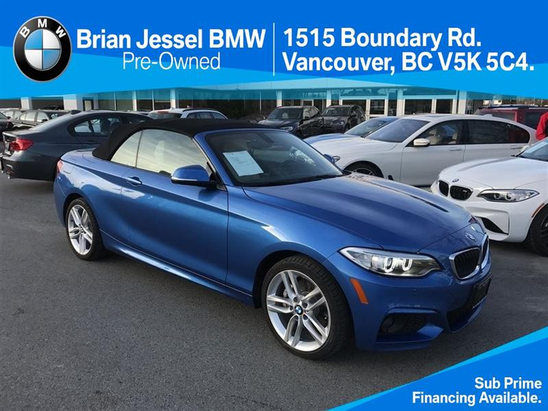2017 BMW 2 Series 230i xDrive Cabriolet #BP6066