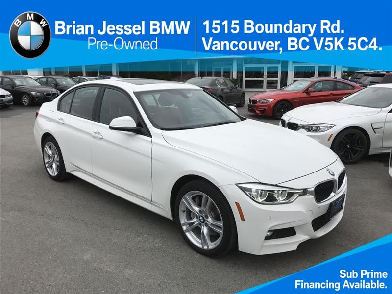 2017 BMW 3-Series 330I xDrive Sedan (8D97) #BP6078
