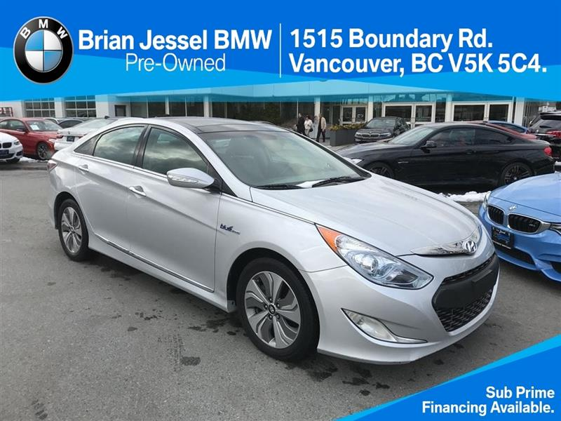 2015 Hyundai Sonata Hybrid Limited at #BP6141