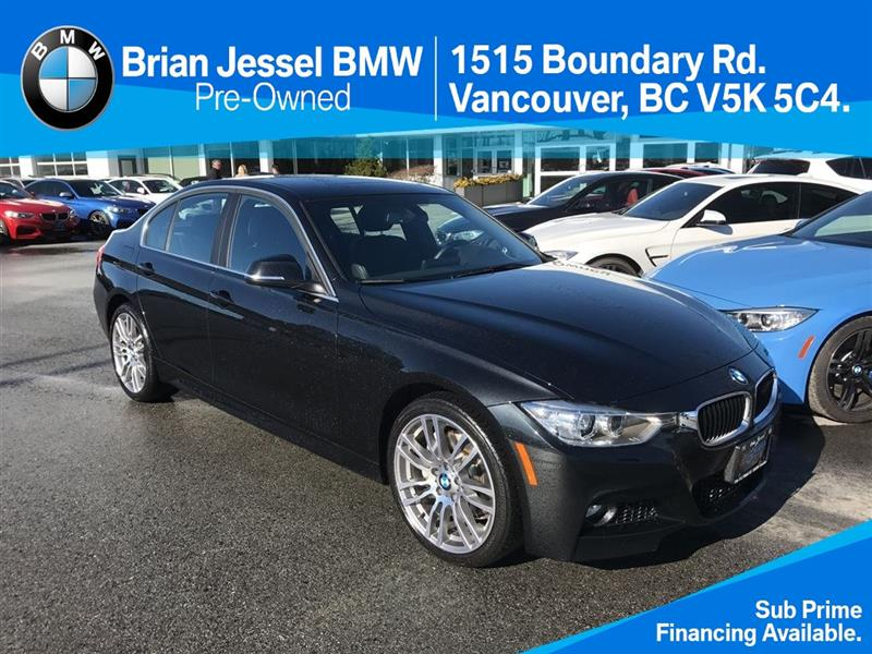 2015 BMW 3-Series 335i xDrive Sedan #BP6133