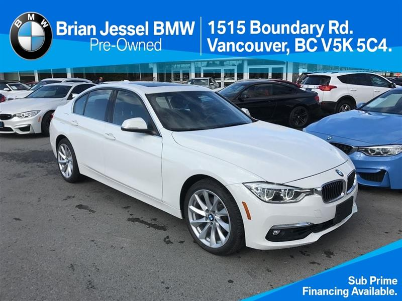 2017 BMW 3-Series 330I xDrive Sedan (8D97) #BP6129