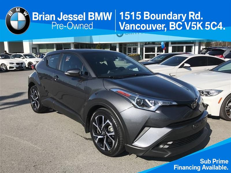 2018 Toyota C-HR XLE #BP591520