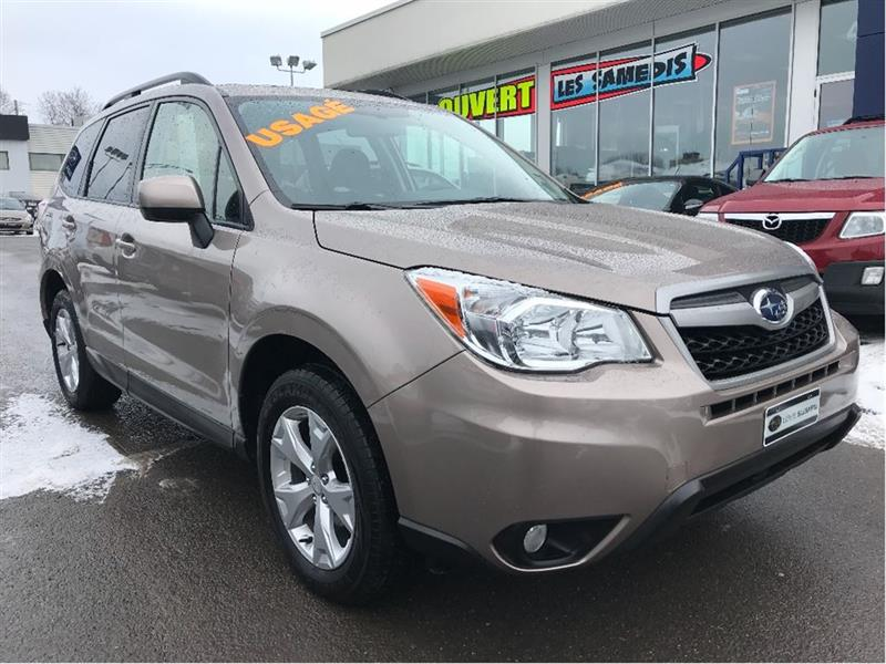 Subaru Forester 2016 2.5i Touring Package #J0682A