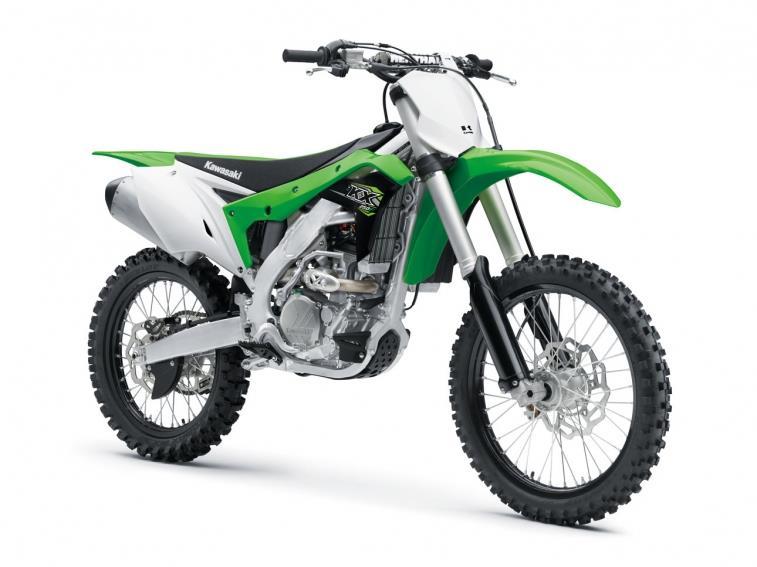 Kawasaki KX250F 2018