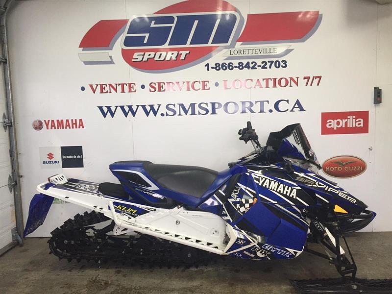 2014 Yamaha SR10XSEL #38937