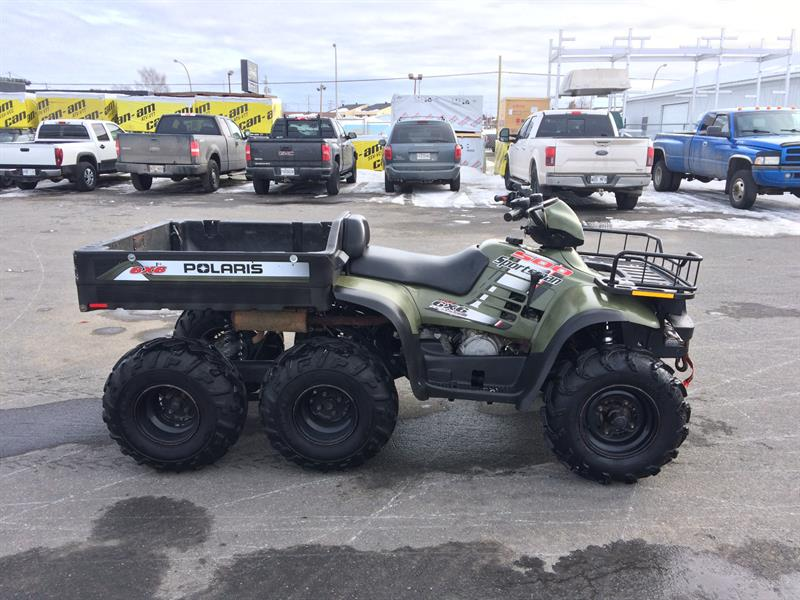 Polaris Sportsman 6X6 2004