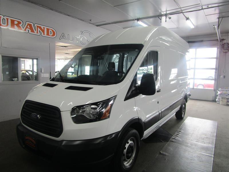 Ford Transit Cargo Van 2017 T-250 148 Hi Rf 9000 GVWR Sliding RH Dr #2280