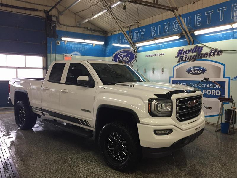 GMC Sierra 1500 2016 elevation #86220A