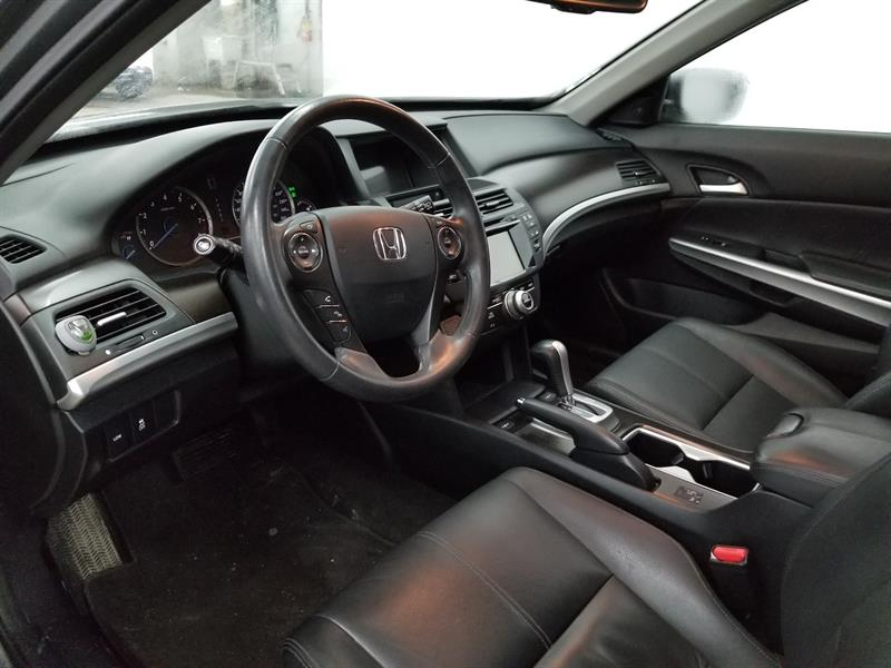 2014 Honda Accord Crosstour EX L NAVIGATION Used For Sale In Montréal At  Groupe Leclair