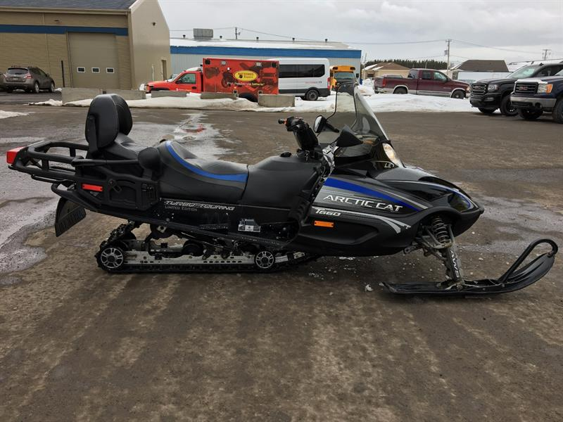 Arctic Cat T-660 turbo touring 2006