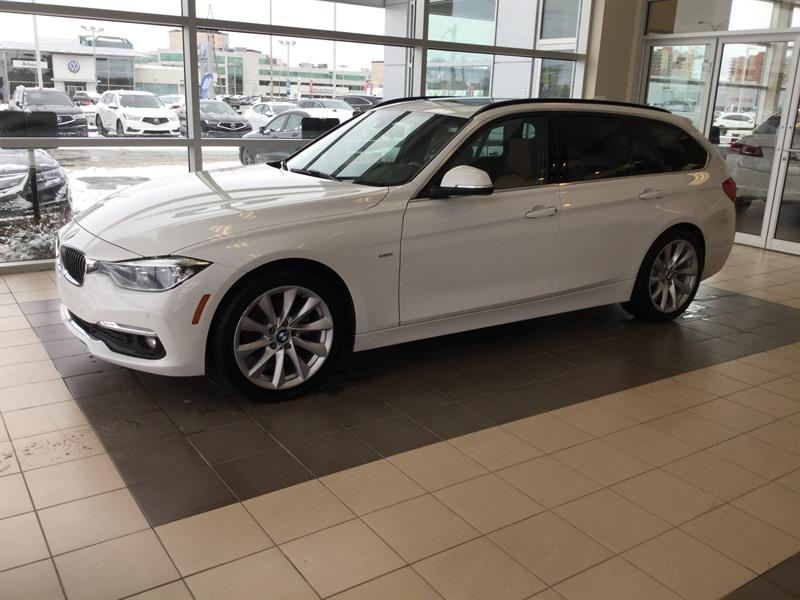 BMW 3 Series 2016 WAGON ** 328d ** TOURING #pu5685