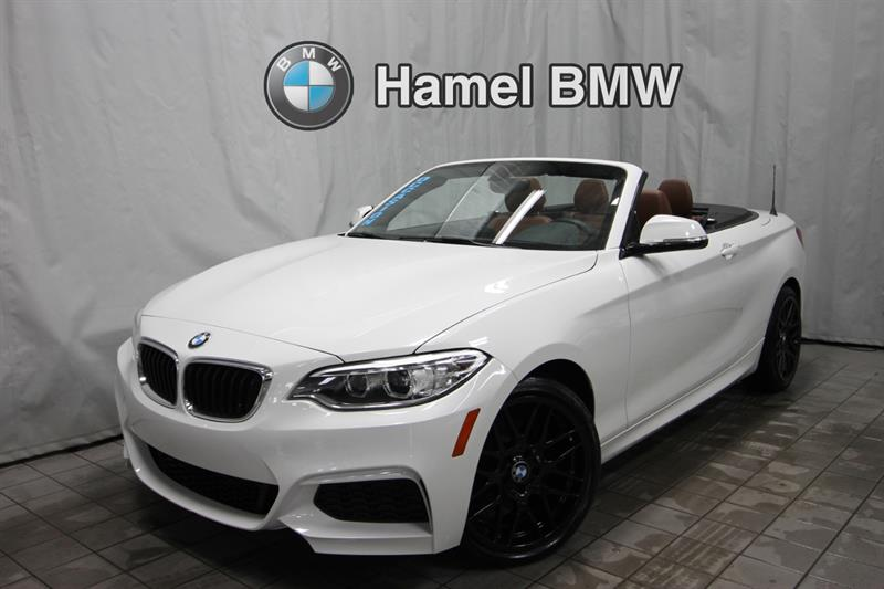 BMW 2 Series 2016 2dr Conv 228i xDrive AWD #u18-032