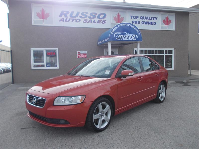 2011 Volvo S40 T5 4dr Sdn Level II #7983-2