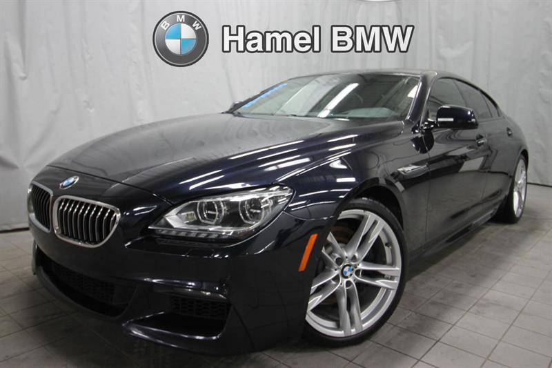 BMW 6 Series 2015 4dr Sdn 640i xDrive AWD Gran Coupe #U18-027