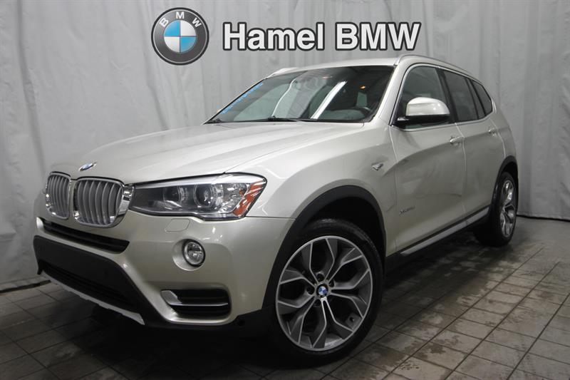 2015 BMW X3 AWD 4dr xDrive28d  115.00/sem txs incl #A17-266