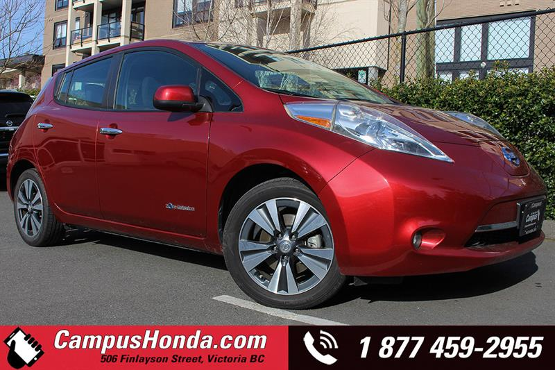 2015 Nissan Leaf SV Quick Charge #JN2824