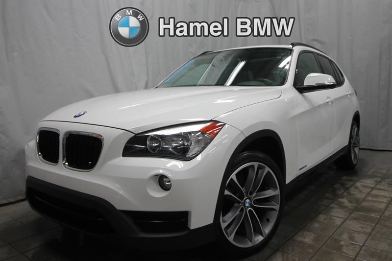 BMW X1 2014 AWD 4dr xDrive28i 91.50/SEMAINE TAXES INCL #A17-270