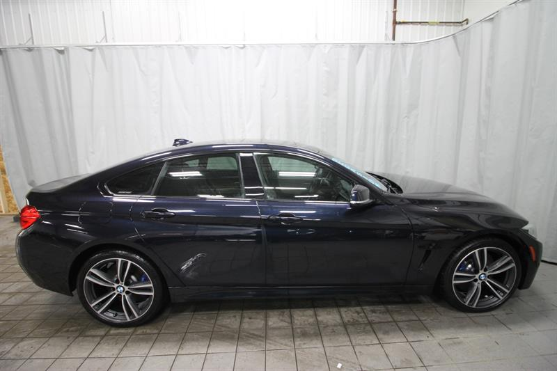2015 bmw 4 series 4dr sdn 435i xdrive awd gran coupe financement 0 9 used for sale in blainville. Black Bedroom Furniture Sets. Home Design Ideas