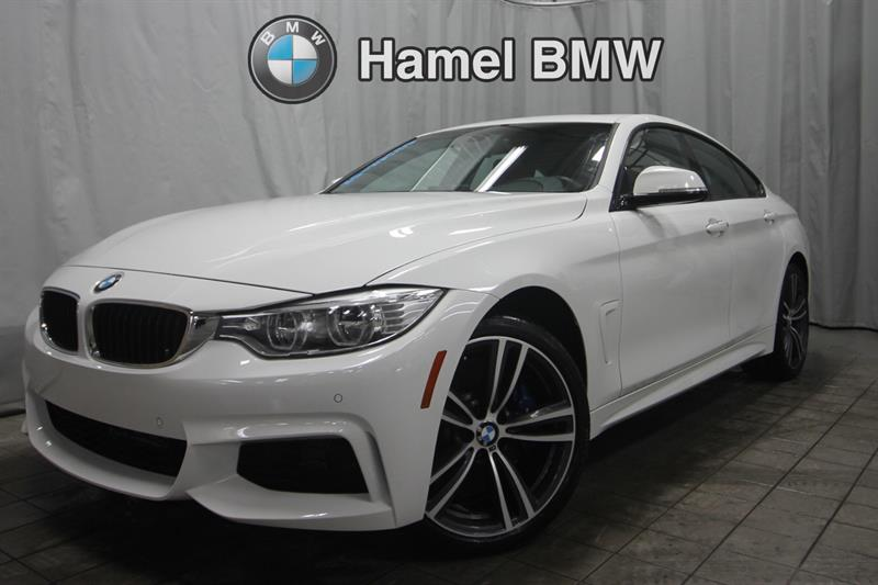 BMW 4 Series 2016 4dr Sdn 435i xDrive AWD Gran Coupe #B17-107