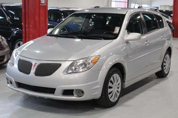 Pontiac Vibe 2008 4D Hatchback #0000000511