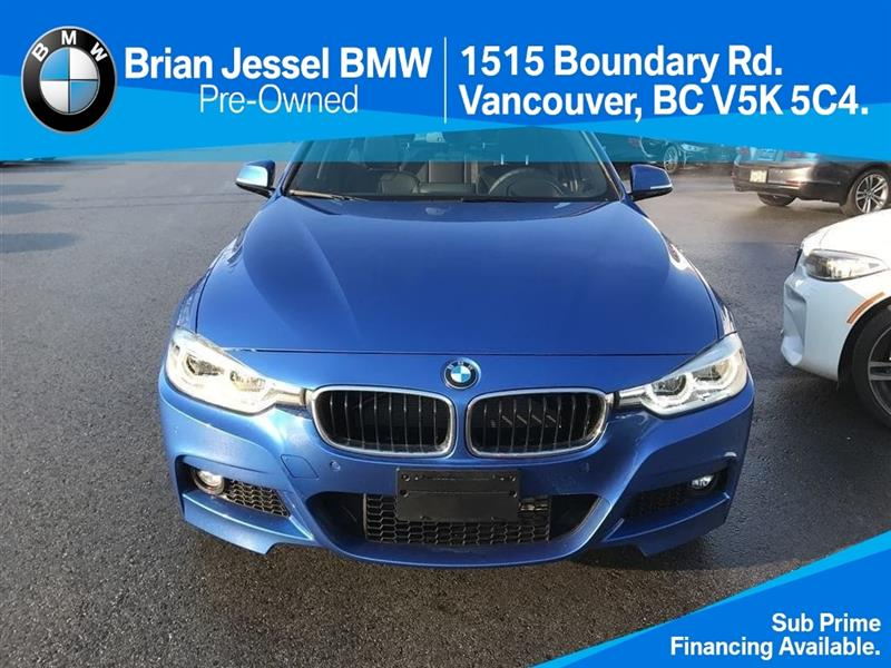 2017 BMW 3-Series 330I xDrive Sedan (8D97) #BP5832
