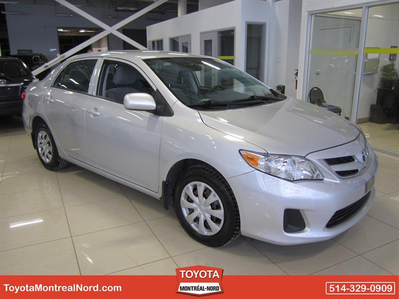 Toyota Corolla 2013 CE Gr. Electric #3044 AT