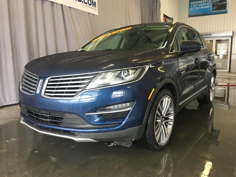 Lincoln MKC 2015 AWD 4dr #c6619