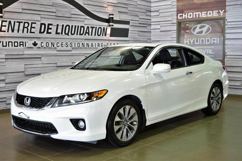Honda Accord Cpe 2014 EX-L Navi #S7540