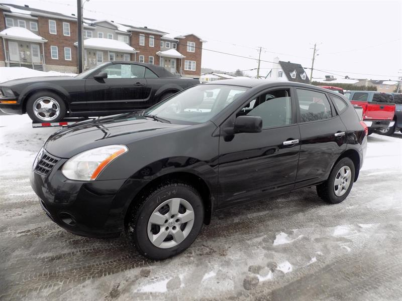 Nissan Rogue 2010 S #AD6063