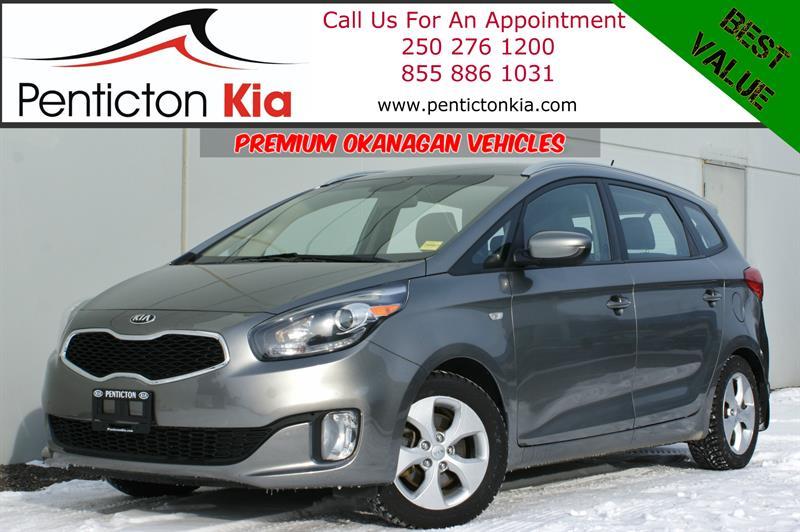2014 Kia Rondo LX - Parking Sensor, Heated Seats, Bluetooth #17PK61A