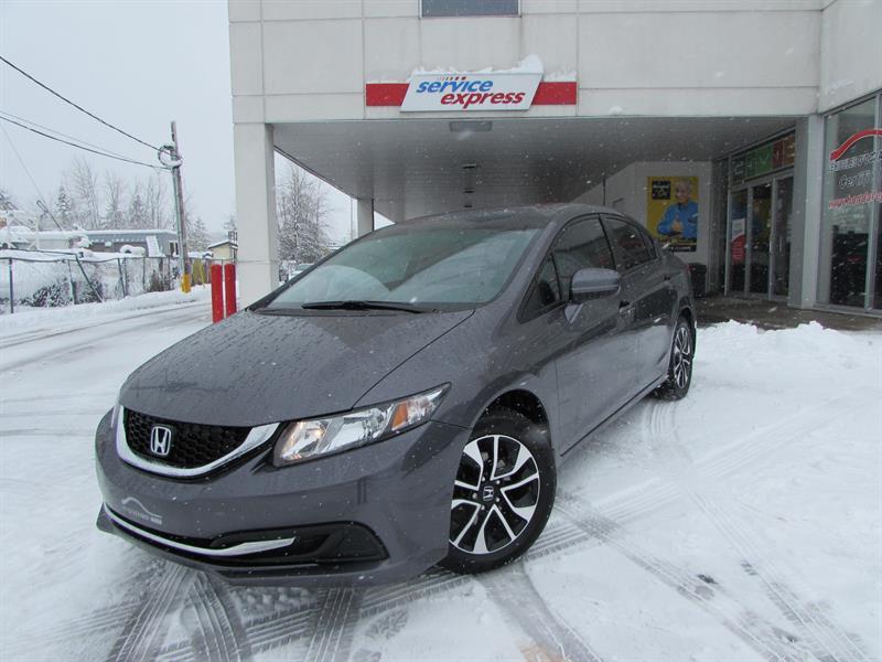 Honda Civic Sedan 2014 4dr CVT EX BLUETOOTH #44390