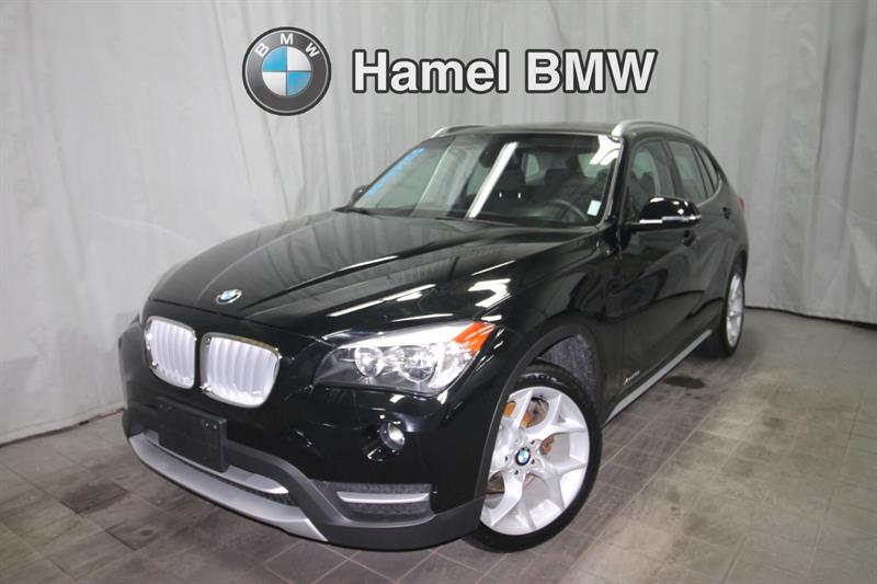 BMW X1 2014 AWD 4dr xDrive28i 82.50/SEMAINE TAXES INCL #A17-252