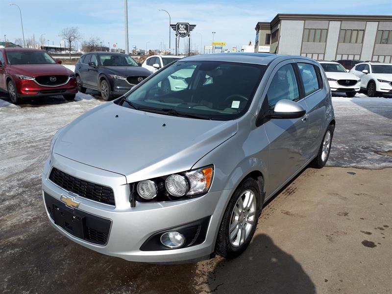 2013 Chevrolet Sonic LT #H235294