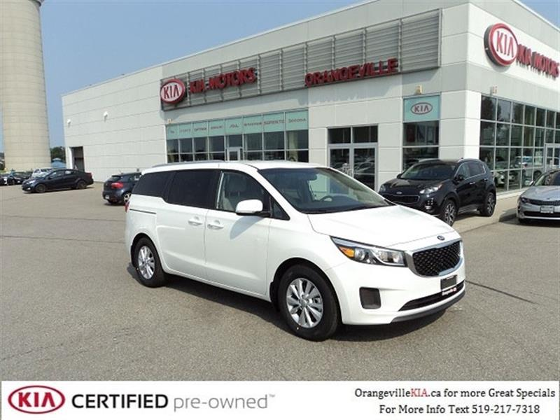 2016 Kia Sedona LX 8-Passenger - Trade-In #85069A